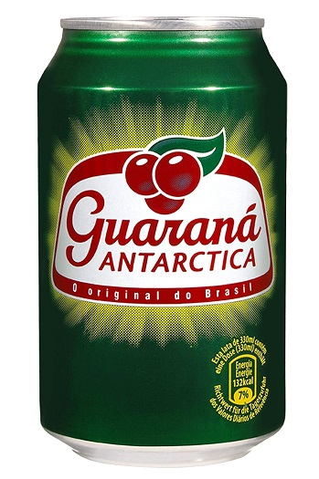 Antarctica Guaranà - lattina da 0,33l.