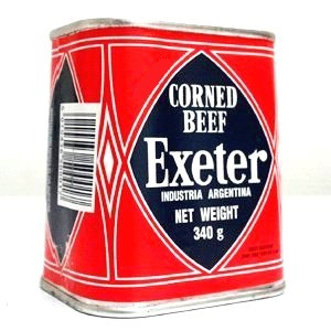 Corned beef - Exeter 340g.