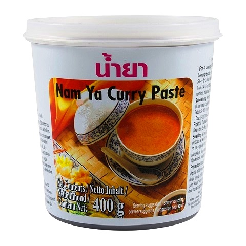 Namya curry paste - Lobo 400 g.