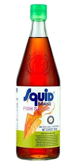 Salsa di pesce Squid Brand - 725 ml