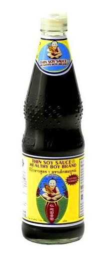 Salsa di soia chiara - Healthy Boy Brand 700 ml.