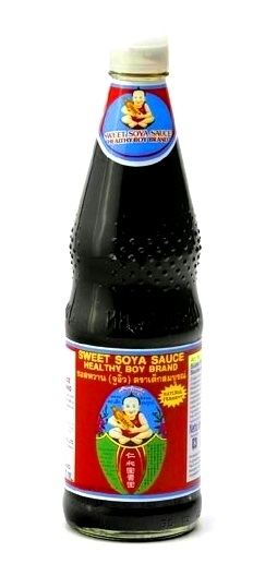 Salsa di soia dolce - Healthy boy brand 700ml.
