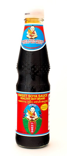 Salsa di soia dolce - Healthy boy brand 300ml.
