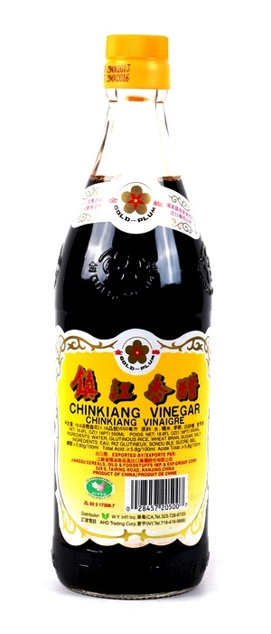 Aceto nero Chinkiang - Gold Plum 550ml.