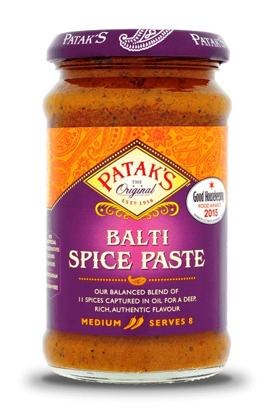 Balti Spice Paste - Patak's 283g.