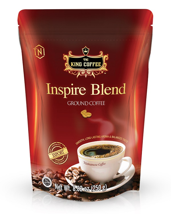 Caffè vietnamita Inspire Blend - TNI King Coffee 250g.