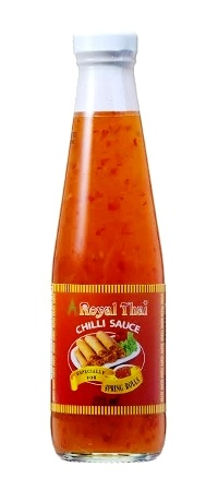 Chilli sauce per involtini primavera - Royal Thai 275 ml.