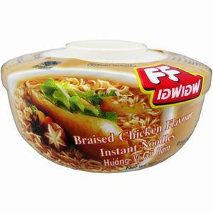 Cup noodle gusto Chicken (Pollo) - Fashion Food 65g.