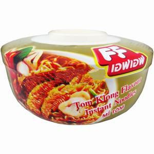 Cup noodle Tom Klong - Fashion food 65g.