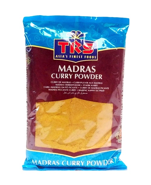 Curry in polvere Madras Hot - Trs. 1Kg.