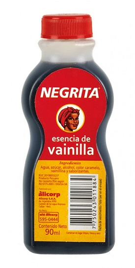 Essenza di Vaniglia - Negrita 90ml.