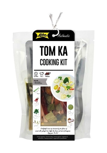 Kit per zuppa Tom Ka - Lobo 260 g.