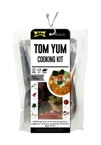 Kit per zuppa Tom Yum - Lobo 260 g.