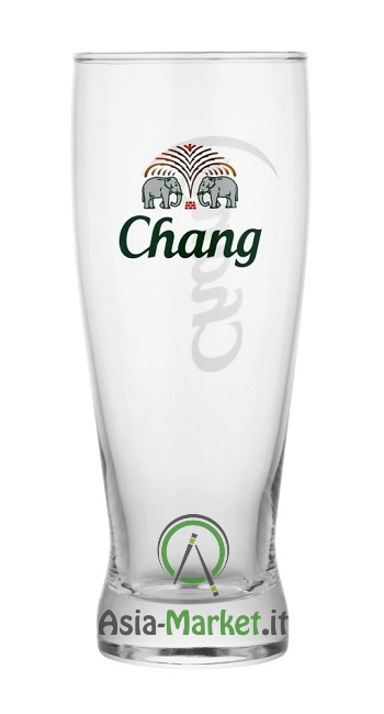 Set 6 bicchieri birra da 330ml. - Chang Beer