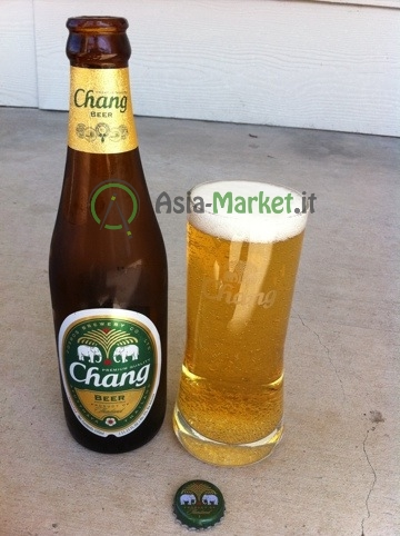 Set 6 bicchieri birra da 330ml. Chang