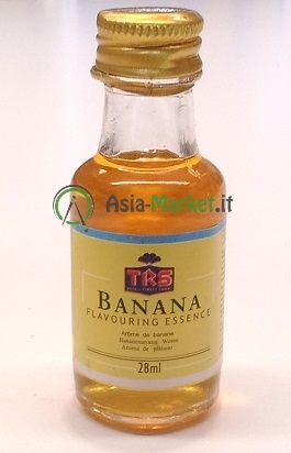 Essenza di Banana - Trs 28ml.