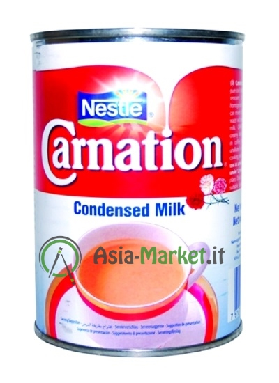 Latte evaporato - Carnation Nestlè 384 ml.