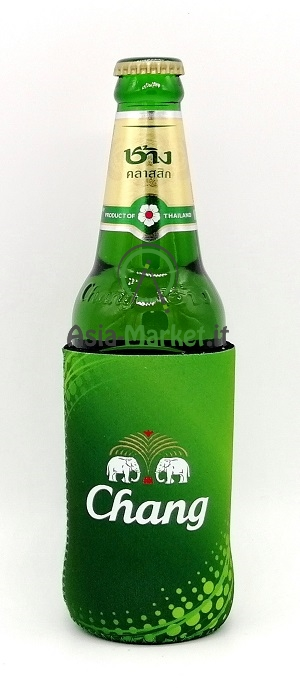 Nuovo beer cooler in neoprene - Chang Beer