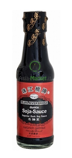 Salsa di soia scura superiore - Pearl River Bridge 150ml.