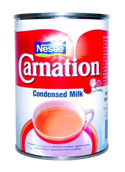 Latte evaporato - Carnation Nestlè 385 ml.