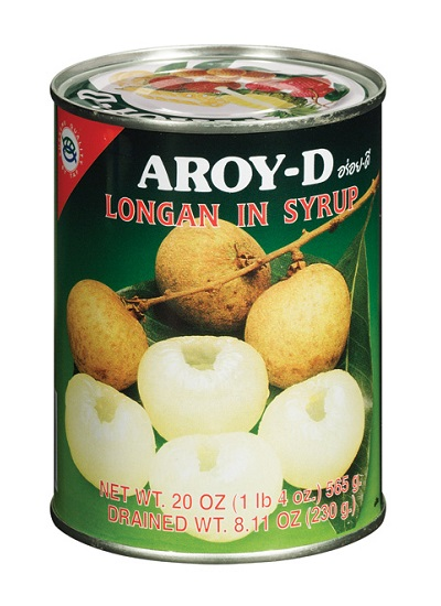 Longan in sciroppo - Aroy-d 565 g.