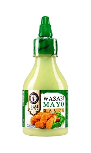 Maionese con Wasabi - Thai Dancer 200ml.