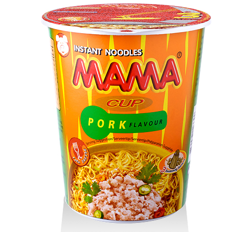 Mama cup gusto maiale - 70 g.