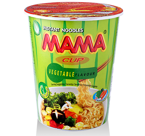Mama cup gusto verdure - 70 g.
