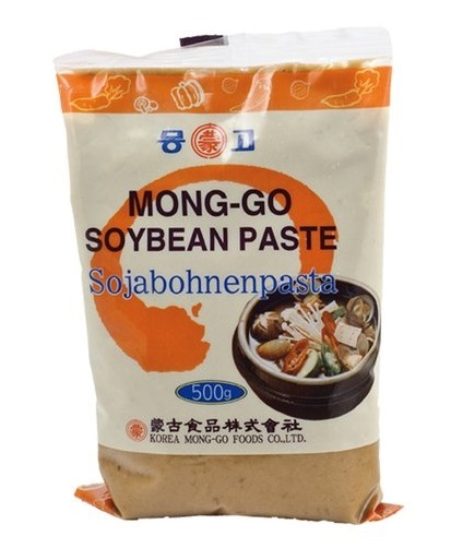 Miso in pasta - Mong-Go 500 g.