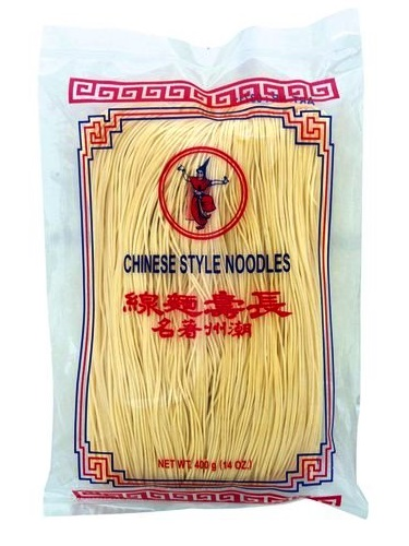Noodles cinesi di grano - Thai Dancer 400 g.