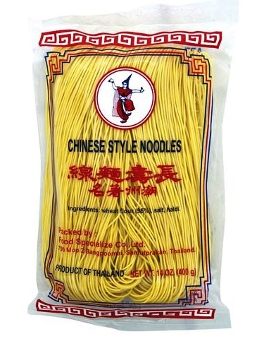 Noodles cinesi gialli - Thai Dancer 400 g.