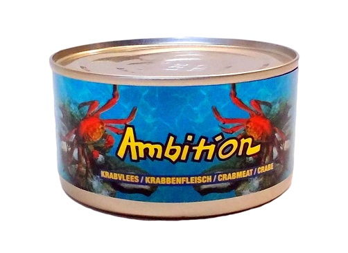 Polpa di granchio - Ambition 170g.