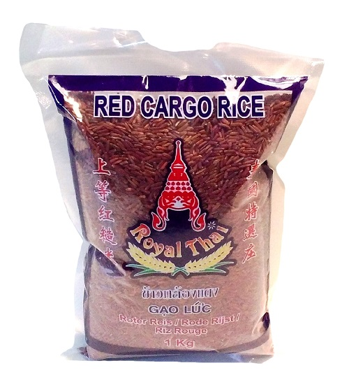 "Riso rosso thailandese ""Red Cargo"" - Royal Thai 1 kg"