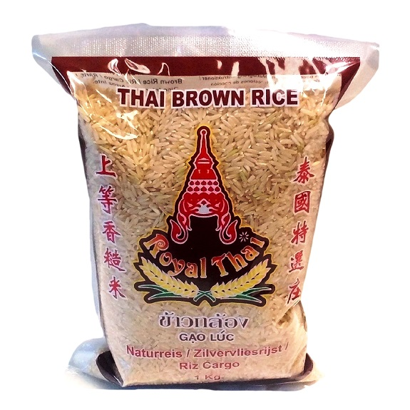 Riso integrale thailandese - Royal Thai 1 kg