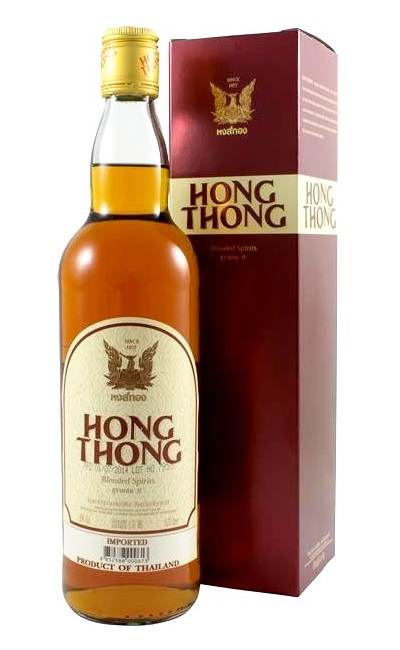 Rum thailandese Hong Thong - 700ml.