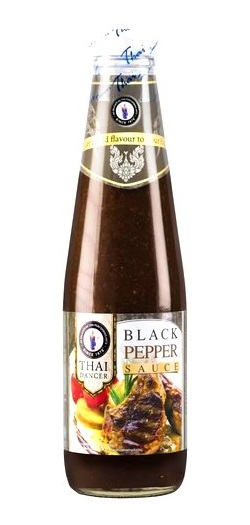 Salsa al pepe nero - Thai Dancer 300 ml.
