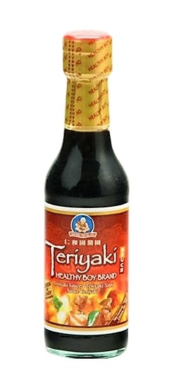 Salsa Teriyaki - Healthy Boy Brand 250ml.