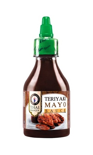 Salsa Teriyaki Mayo - Thai Dancer 200ml.