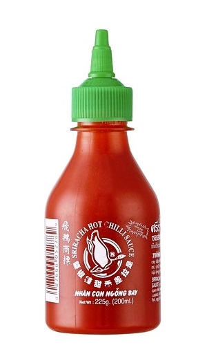 Salsa al peperoncino Sriracha hot - Flying Goose 200ml.