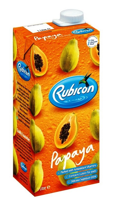 Succo di papaya - Rubicon 1 l.