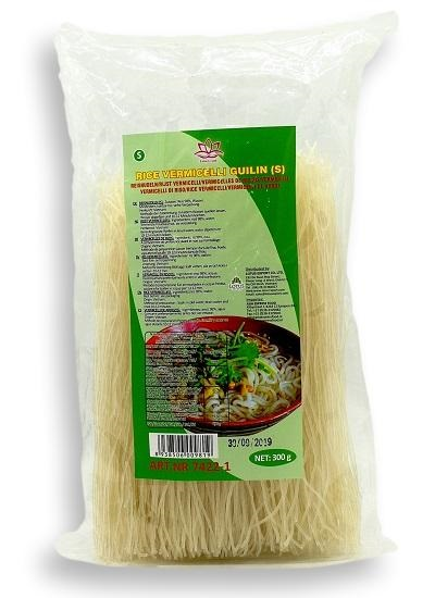 "Vermicelli di riso ""guilin"" S - Lotus Grand 300g."