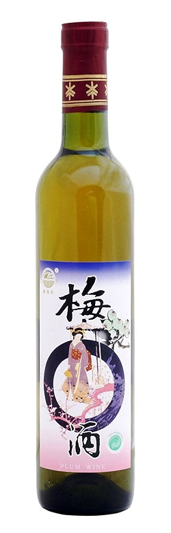 Vino di prugna Umeshu Plum Chiew - ZW 500ml.