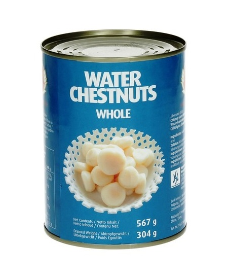 Water chestnuts in acqua - Spring Happiness 567g.
