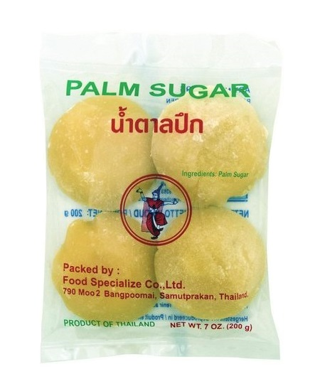 Zucchero di palma - Thai Dancer 200 g.